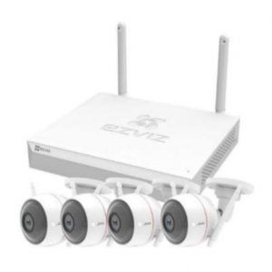 EZVIZ introduces its analogue and wireless CCTV systems to the UK