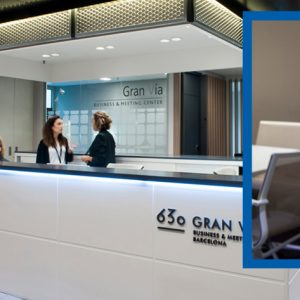 SMARTair and co-working make perfect partners at a new Barcelona business centre