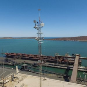 InfiNet Wireless delivers CCTV connectivity in Guaymas port to improve Mexico's national security