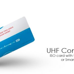 UHF Combi Card endusre compatibility and seamless integration with existing access control applications