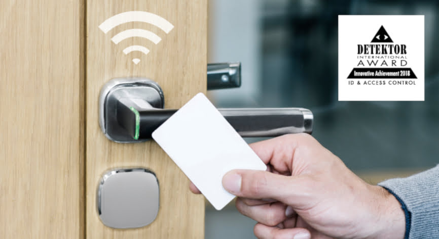 ASSA ABLOY's Aperio H100 wireless handle wins 2018's Innovative Achievement Award