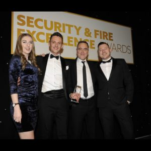 VPS Property Services sees double at the Security and Fire Excellence Awards