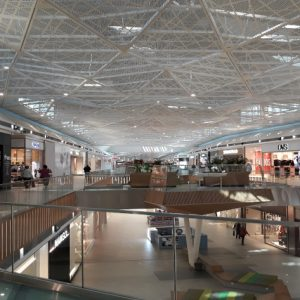 Integrated security concept from Bosch for IKEA mall in Portugal