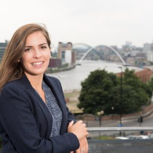North East-based surveillance technology start up Ocucon announces appointment of Maral O'Brien