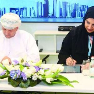 Mada Centre Signs Pact with Oman's ITA