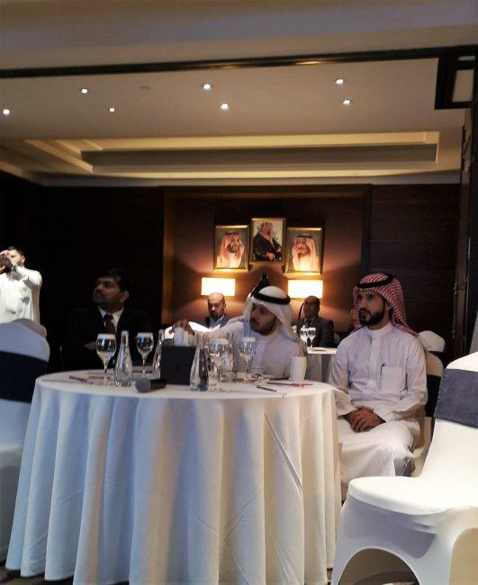 participants at Qaderoon workshop