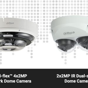 Dahua Technology Announces New Multi-sensor Cameras offering More Flexible Security Options in North American Market
