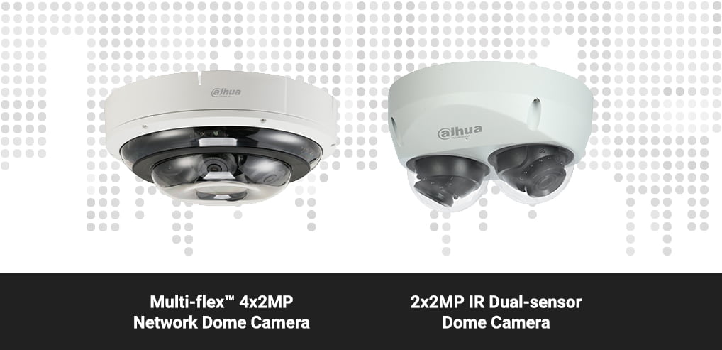 Dahua Technology Announces New Multi-sensor Cameras offering More Flexible Security Options in North American Market – Dahua North America