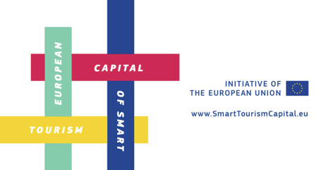 EU Smart Tourism Capitals logo 2020