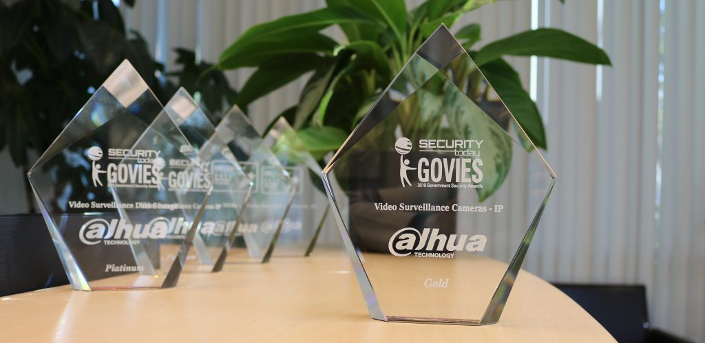 Dahua Technology Wins Govies Award for Outstanding Security Product – Dahua North America