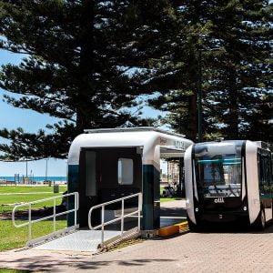 Smart Transport Hub Helps Enhance Access to Public Transportation
