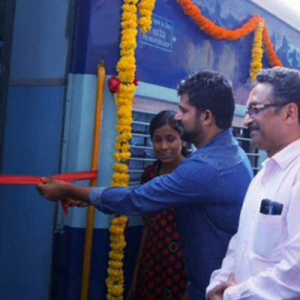India's First Inclusive Railway Station for Persons with Visual Impairment