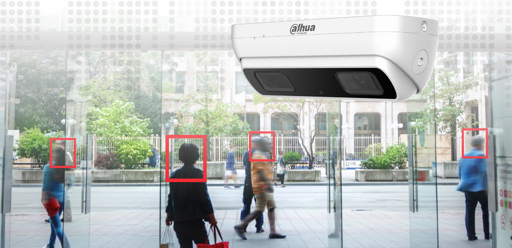 Dahua Technology Releases New StereoVision People Counting Camera – Dahua
