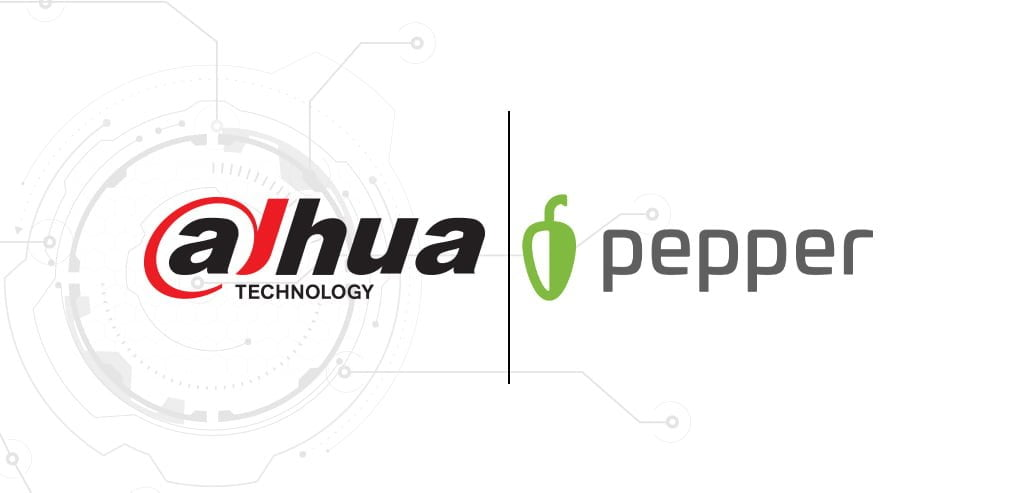 Dahua Technology Partners with Pepper to Bring Heightened