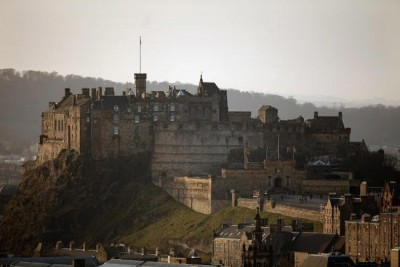 ZDF has filmed at many venues, including Edinburgh Castle