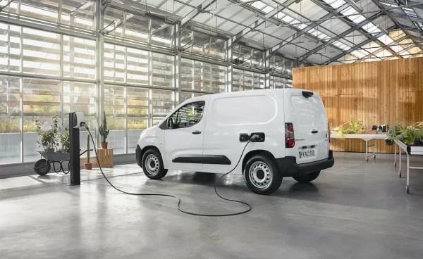Citroën ë-Berlingo Van now available to order