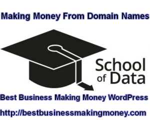 Making Money From Domain Names