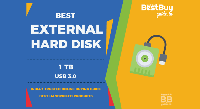Best 1TB Portable External Hard Disks in India | Price in India October 2017