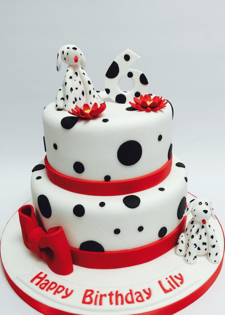Alluring 101 Dalmatians Cake