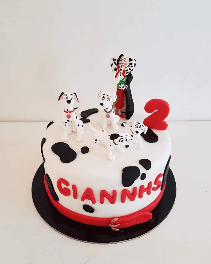 Appealing 101 Dalmatians Cake