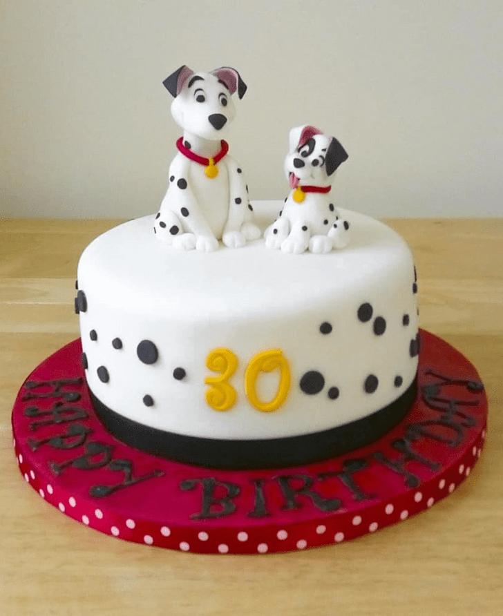 Captivating 101 Dalmatians Cake