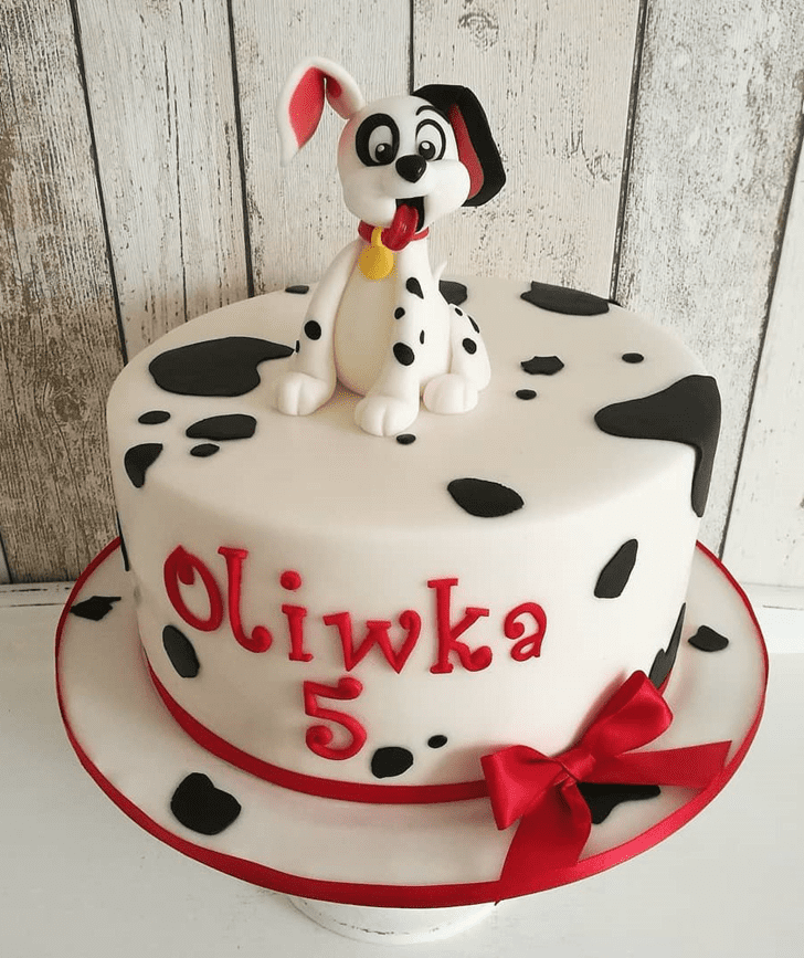 Enthralling 101 Dalmatians Cake