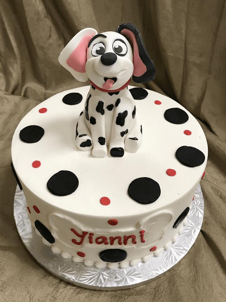 Fetching 101 Dalmatians Cake