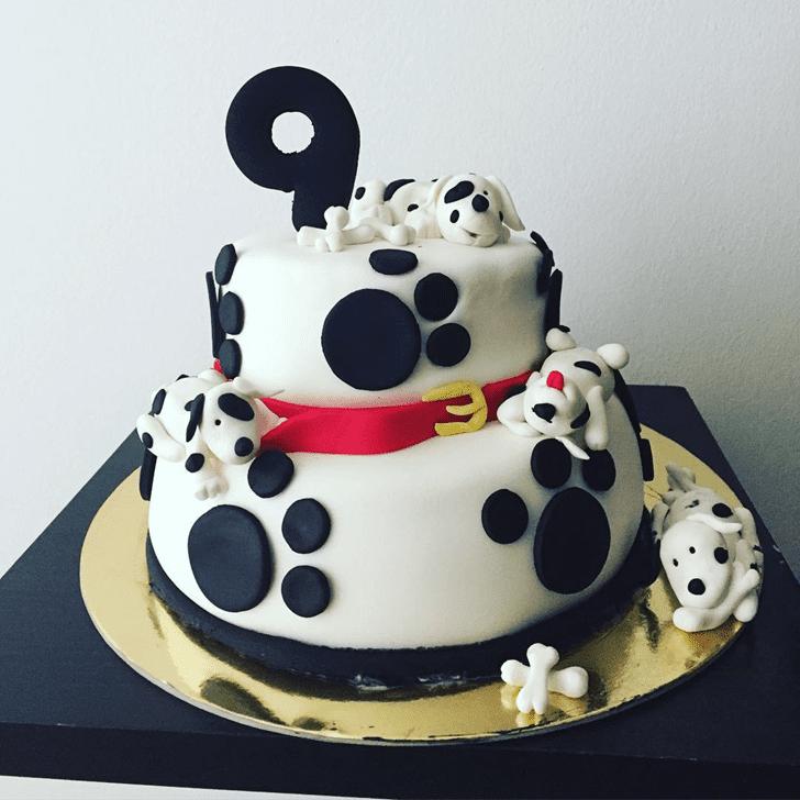Pleasing 101 Dalmatians Cake