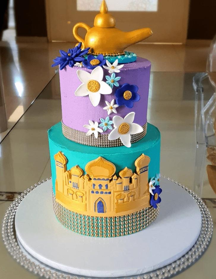 Delightful Aladdin Cake