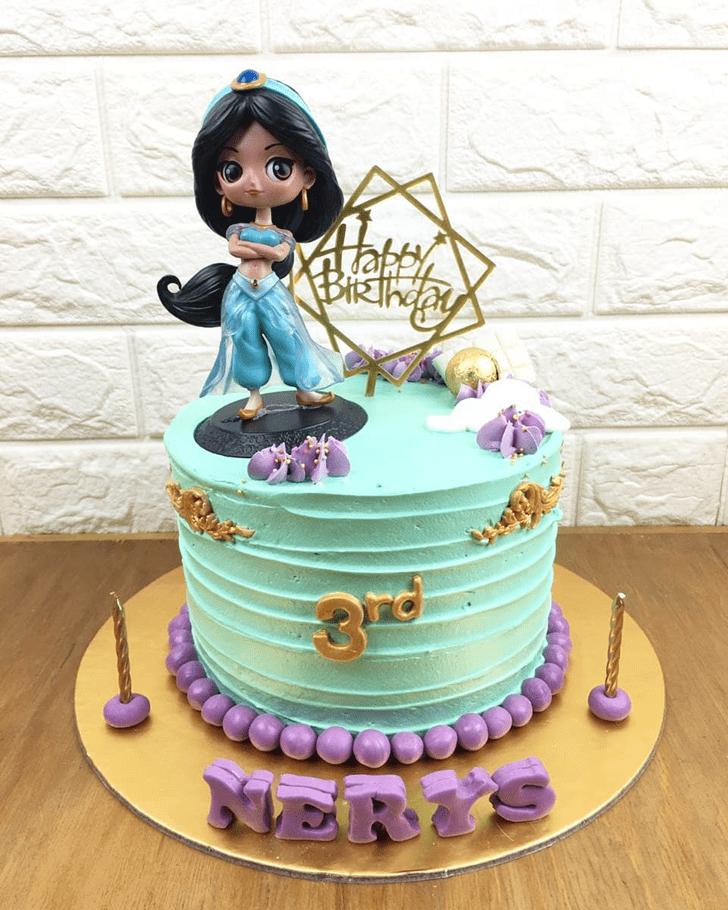 Handsome Aladdin Cake
