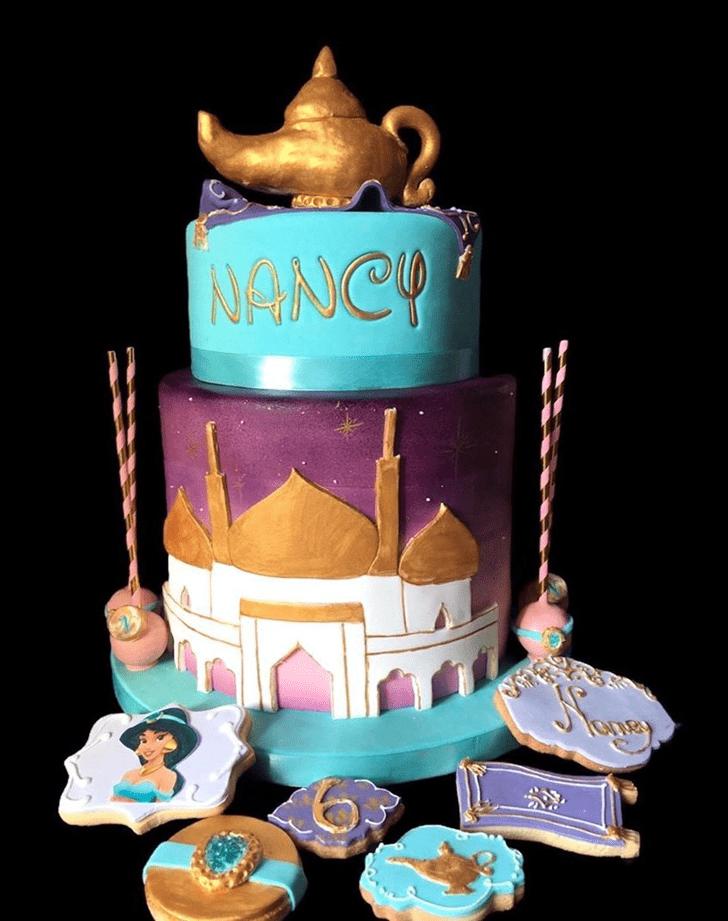 Magnificent Aladdin Cake