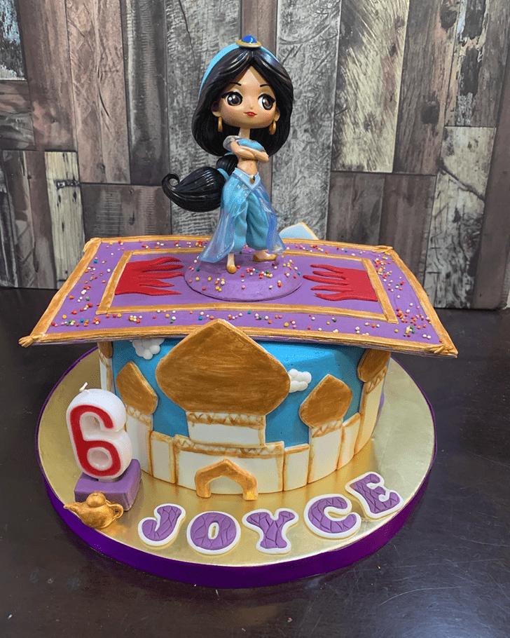 Slightly Aladdin Cake