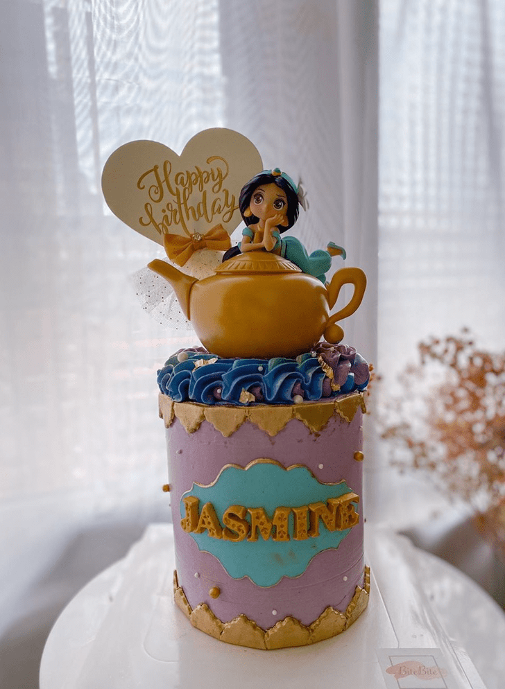 Stunning Aladdin Cake