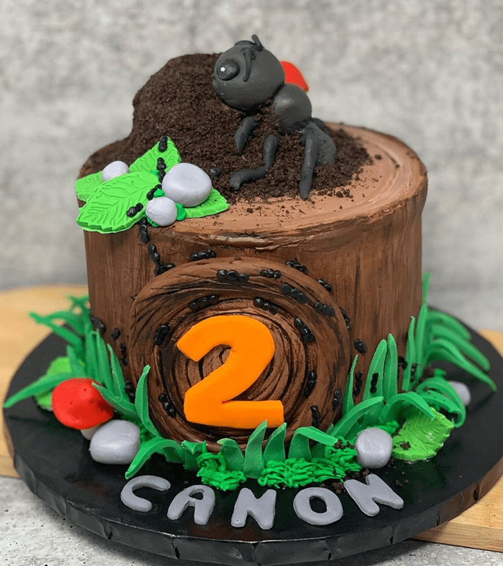 Adorable Ant Cake