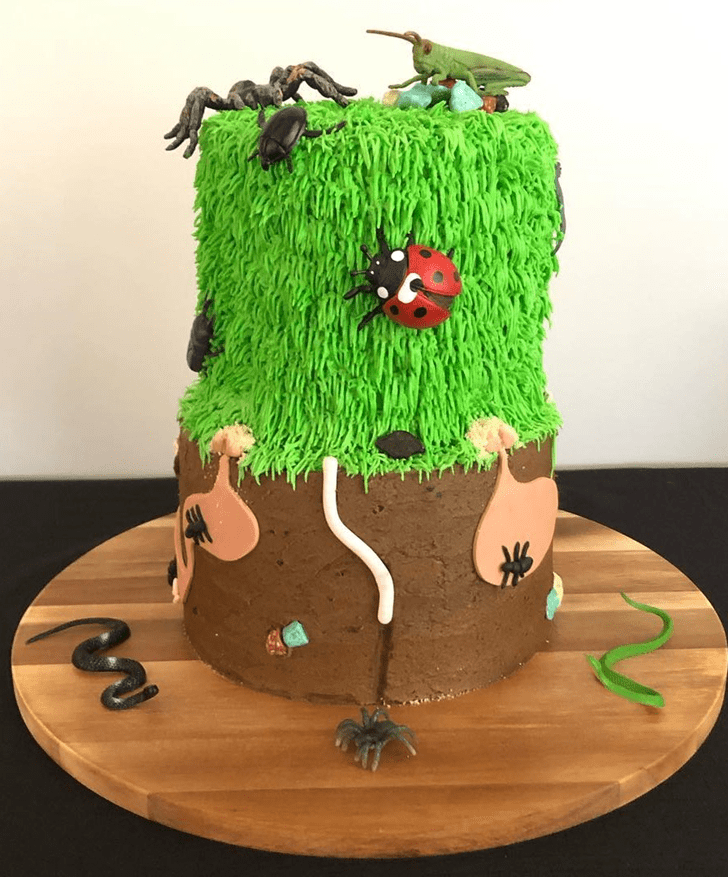 Captivating Ant Cake