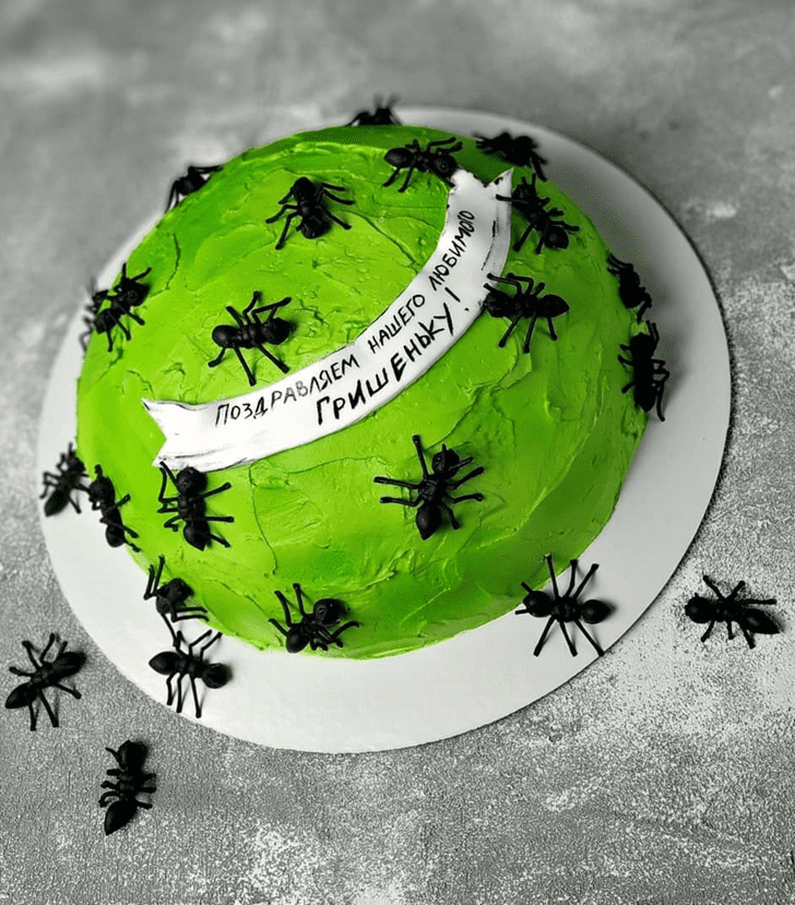 Classy Ant Cake