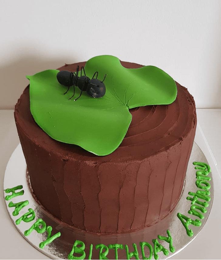 Cute Ant Cake