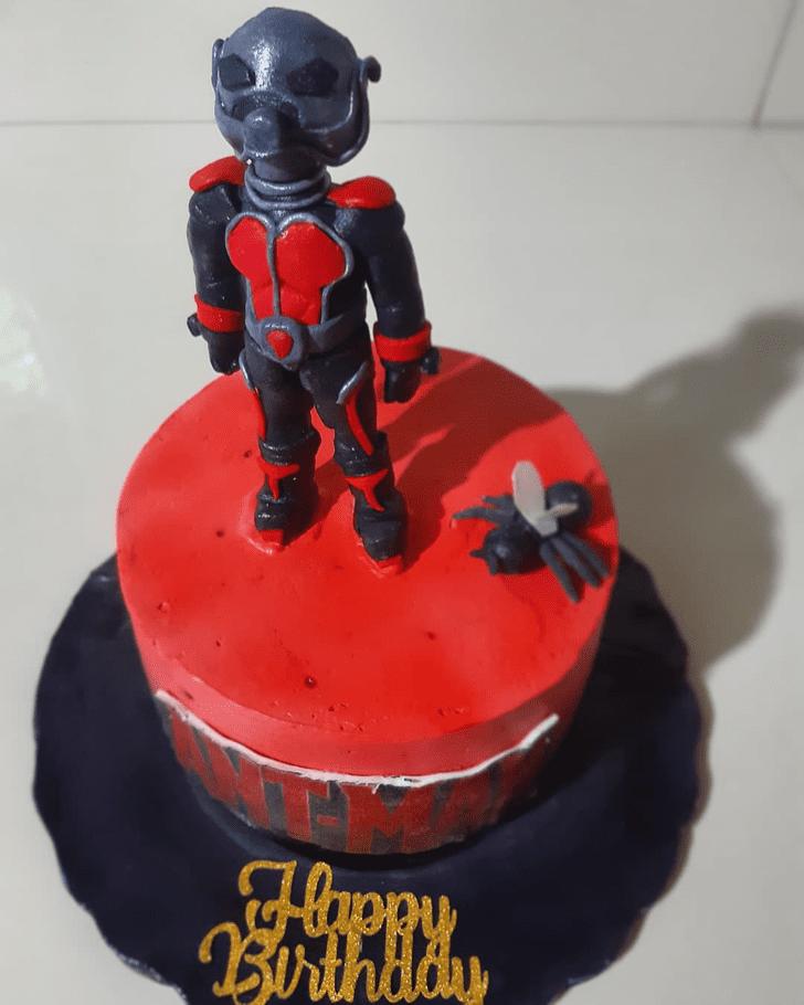 Classy Antman Cake