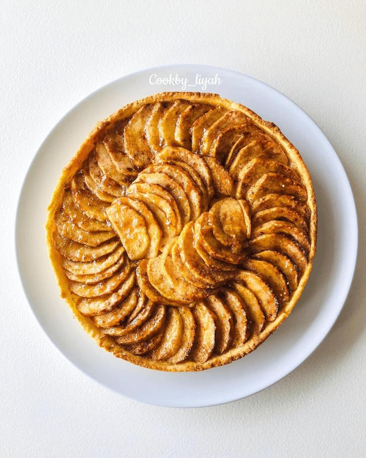 AnAppleic Apple Cake