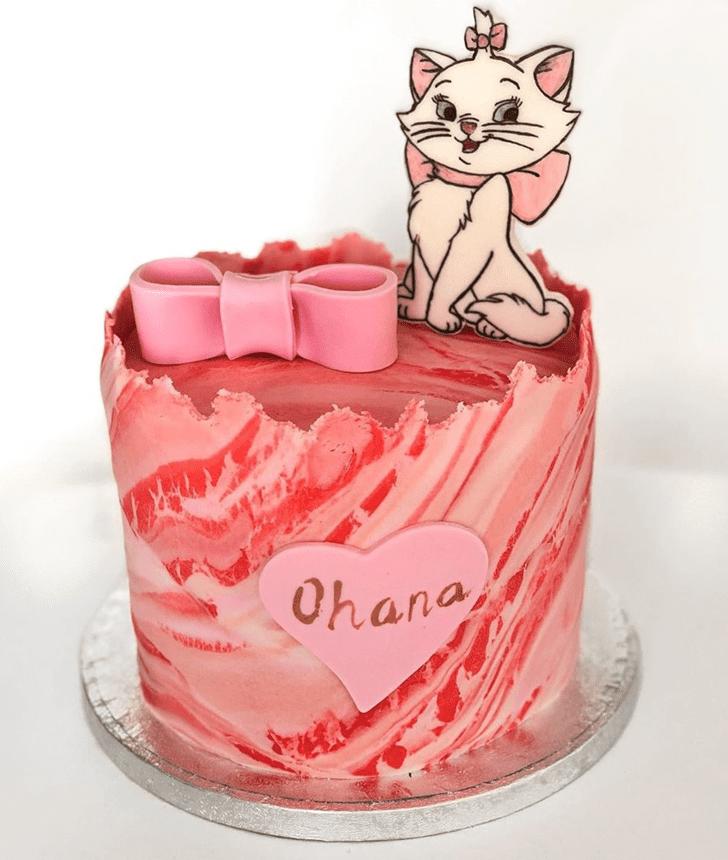 Ideal Aristocats Cake