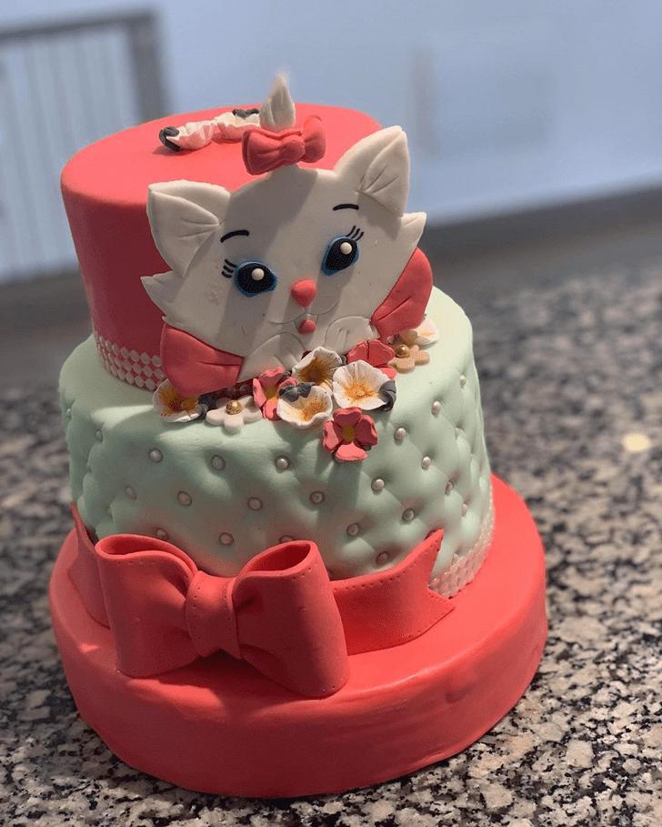 Nice Aristocats Cake