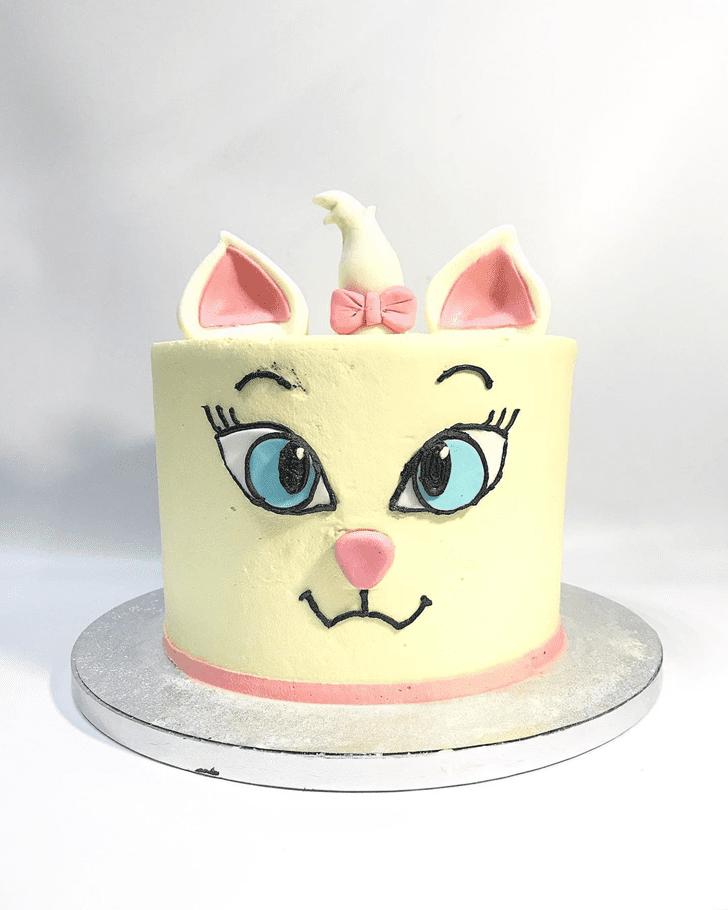 Splendid Aristocats Cake