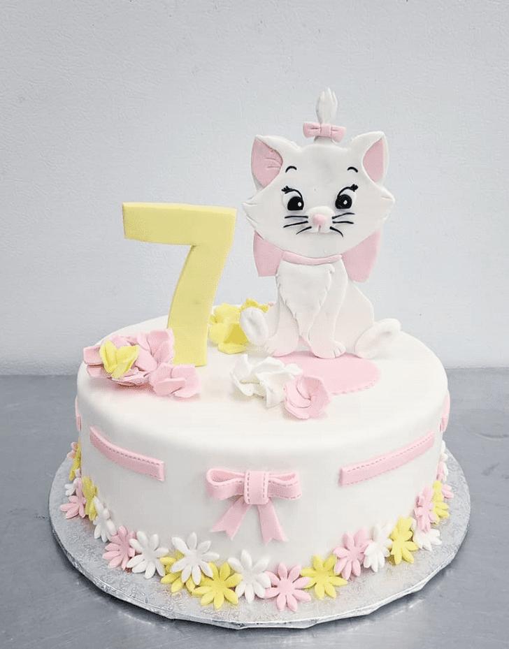 Superb Aristocats Cake