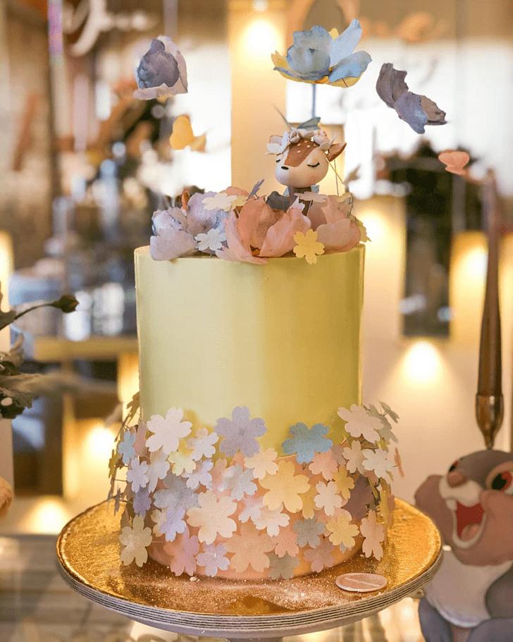 Bewitching Bambi Cake