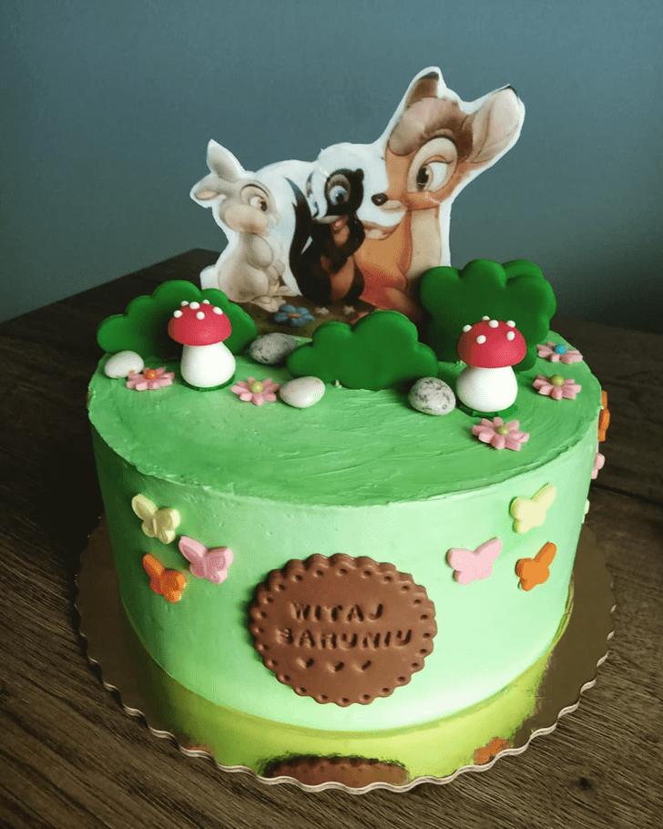 Fine Bambi Cake
