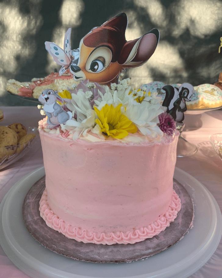 Grand Bambi Cake