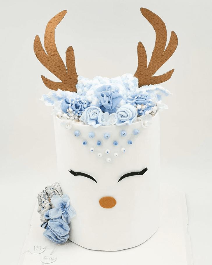 Magnetic Bambi Cake
