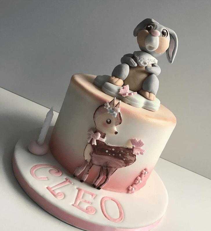 Marvelous Bambi Cake