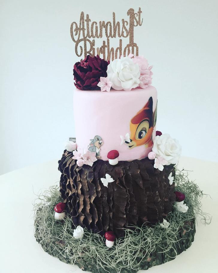 Splendid Bambi Cake