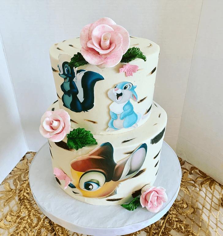 Stunning Bambi Cake